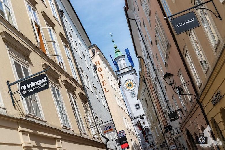 Innenstadt Salzburg