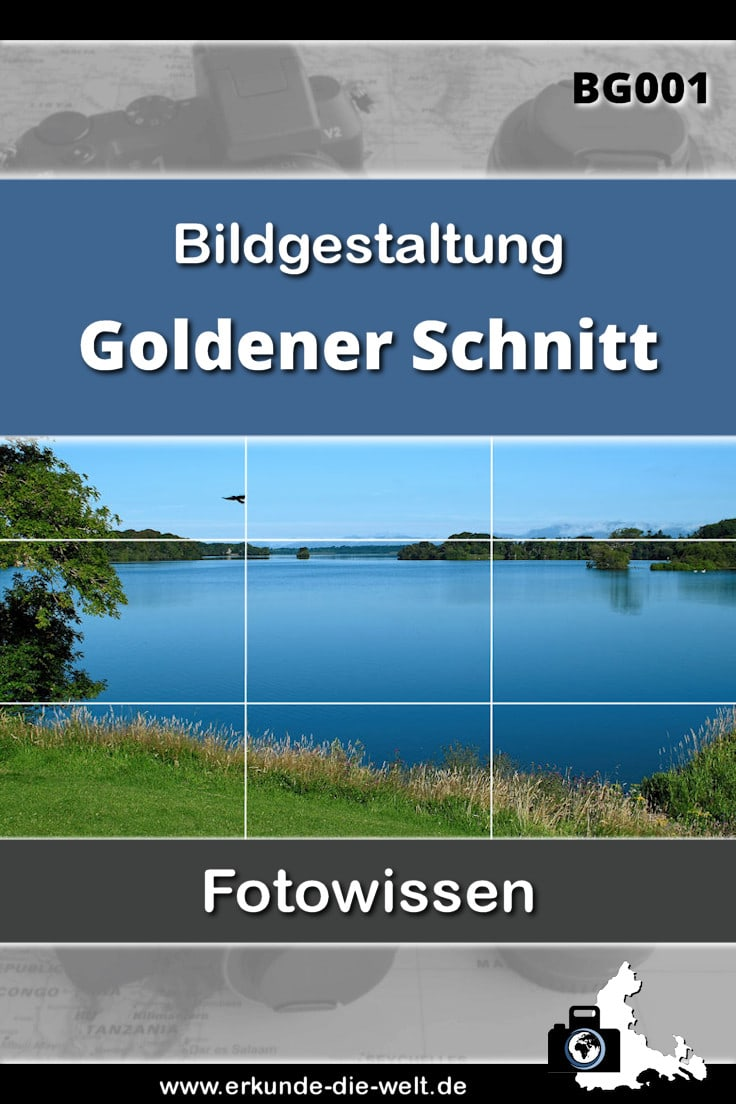 Fotowissen - Goldener Schnitt
