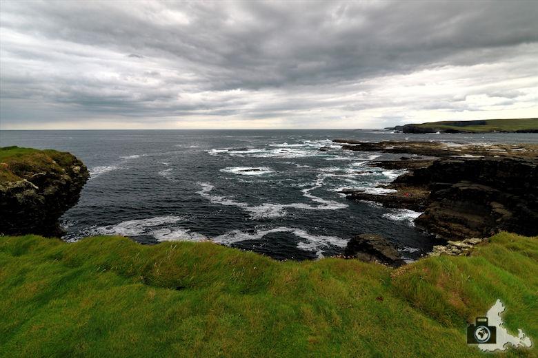 Tipps zum Fotografieren an Strand & Küste - Drittelregel anwenden