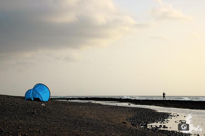 Tipps zum Fotografieren an Strand & Küste - Farbakzente nutzen