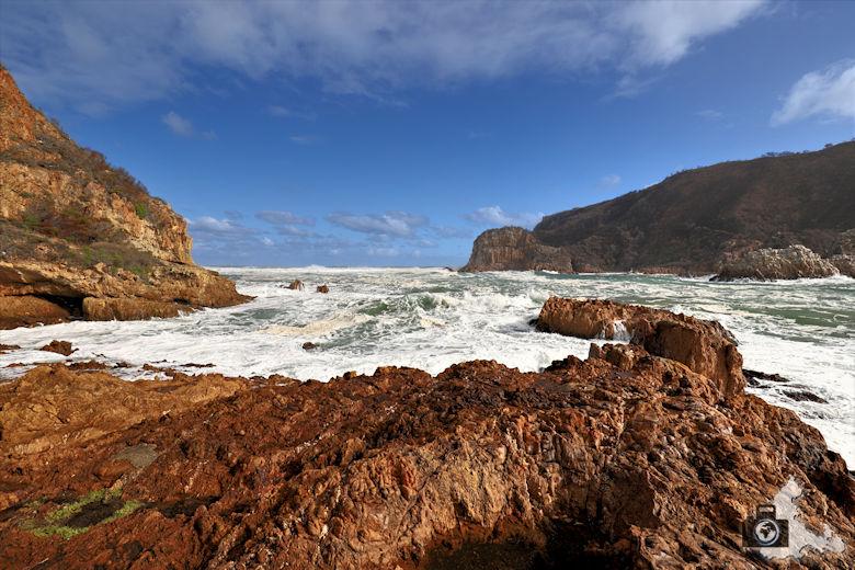 Tipps zum Fotografieren an Strand & Küste - Felsen an der Küste