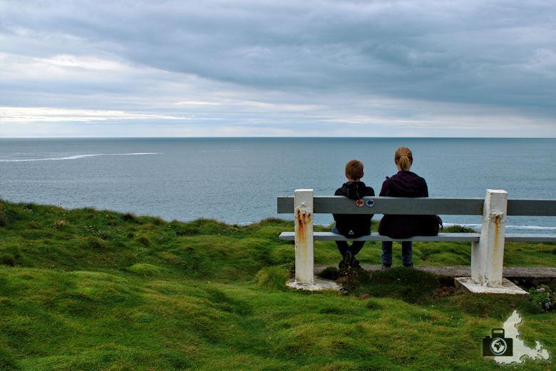 Tipps zum Fotografieren an Strand & Küste - Menschen ins Bild integrieren