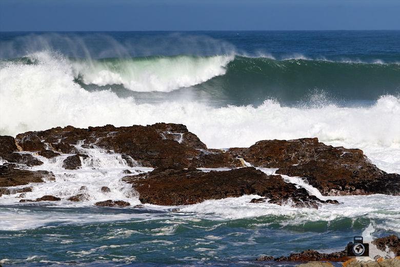Tipps zum Fotografieren an Strand & Küste - Wellen im Ozean