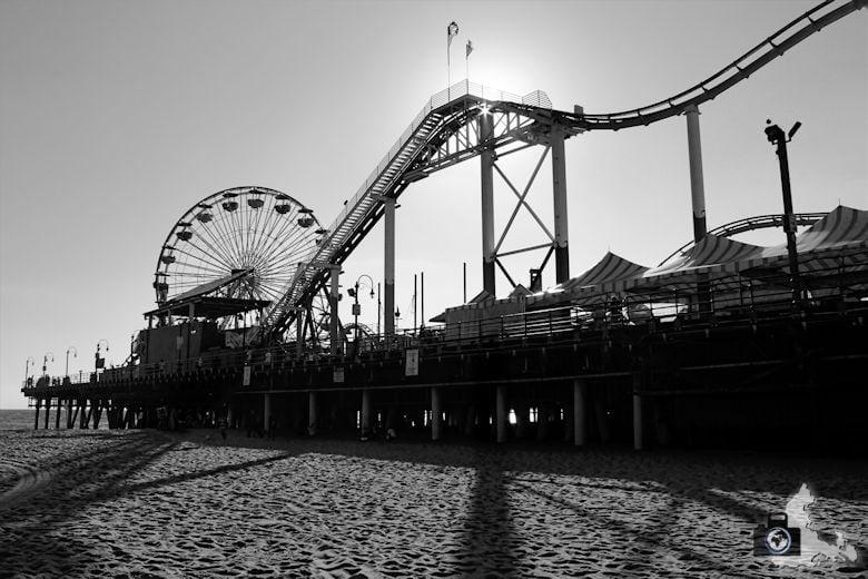 Tipps zum Fotografieren an Strand & Küste - Schattenwürfe in Szene setzen