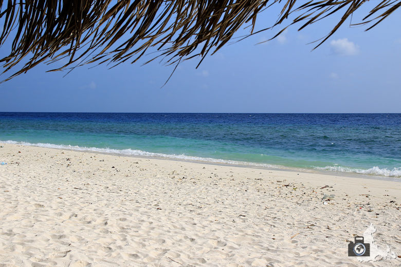 Tipps zum Fotografieren an Strand & Küste - Vordergrund integrieren
