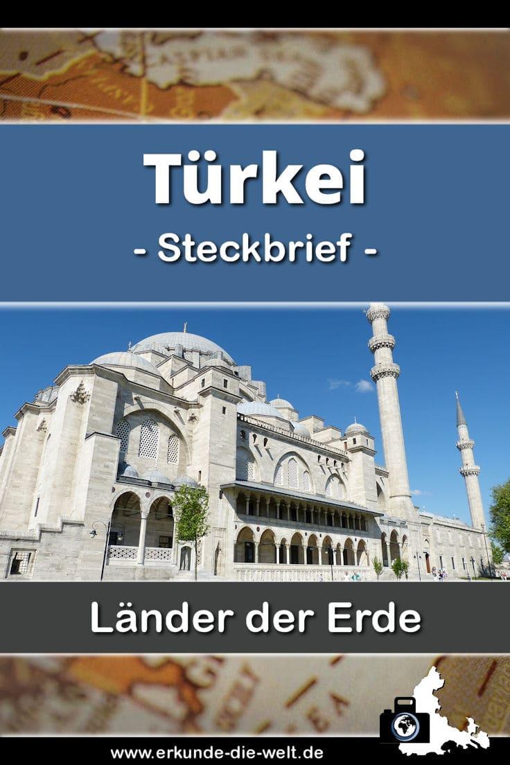 Steckbrief Türkei