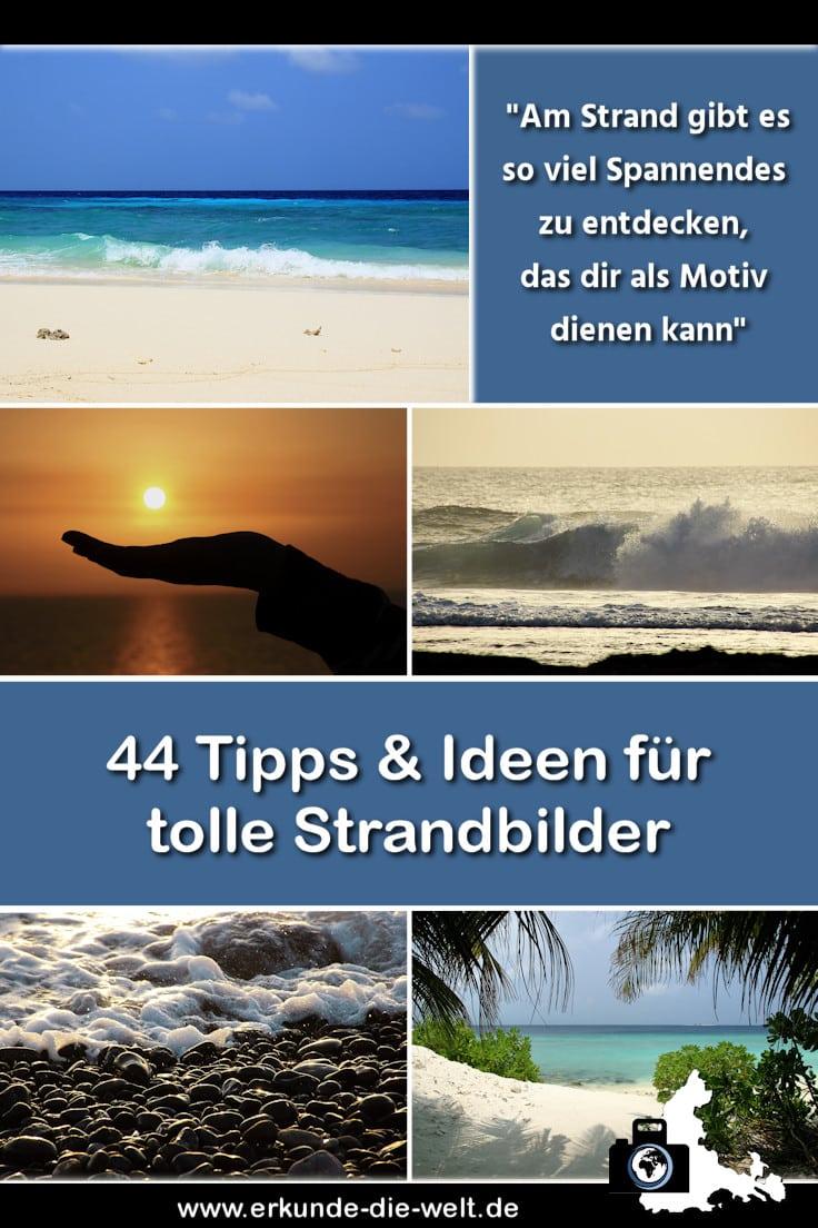 44 Tipps zum Fotografieren an Strand & Küste - Ausrüstung, Motiv-Ideen & mehr!