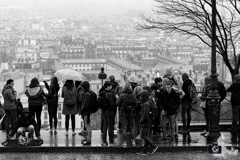 Fotografie Tipps Städtefotografie - Paris - Regenwetter