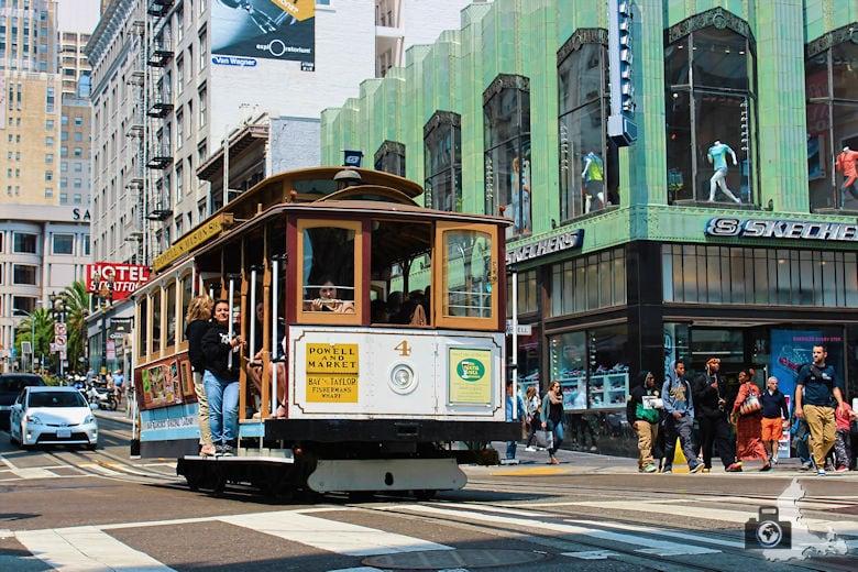 Fotografie Tipps Städtefotografie - San Francisco - Typisches Motiv