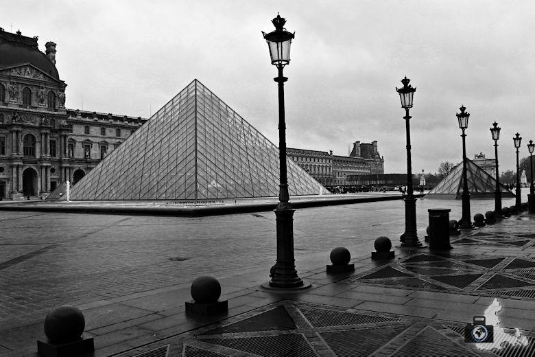 Fotografie Tipps Städtefotografie - Paris - SW Aufnahme