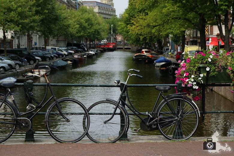 Fotografie Tipps Städtefotografie - Amsterdam - Fahrräder