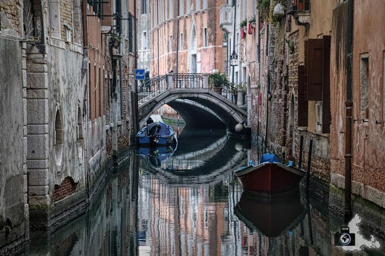 Fotografie Tipps Städtefotografie - Venedig - Spiegelung