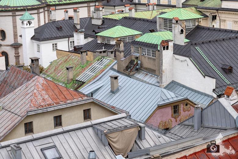 Fotografie Tipps Städtefotografie - Innsbruck -Dächer