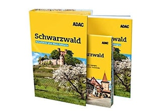 ADAC Reiseführer Schwarzwald