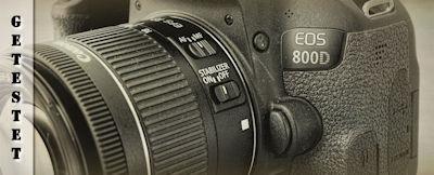 Canon EOS 800D im Test