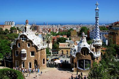 schönste Stadt der Welt - Barcelona