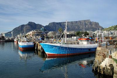 schönste Stadt der Welt - Kapstadt