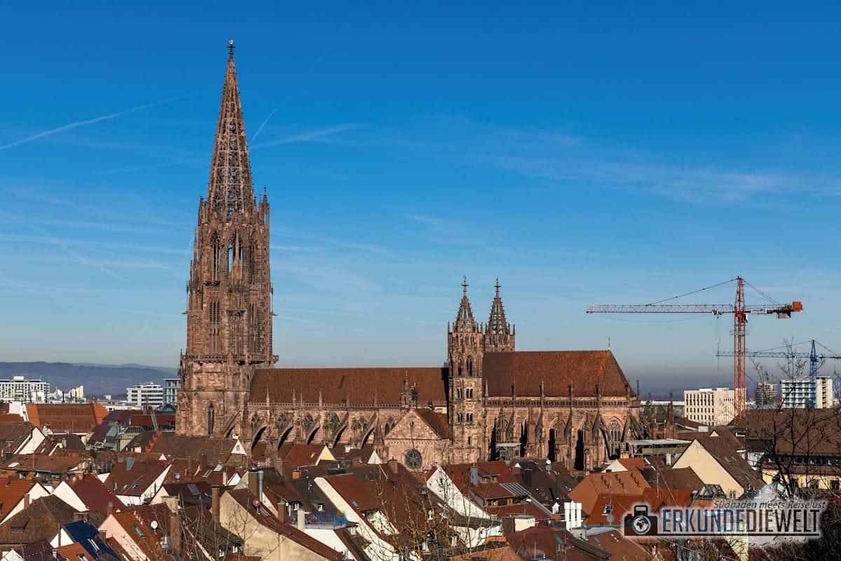 Canon EOS R Test - Freiburg