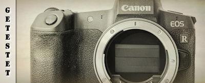 Canon EOS R im Test