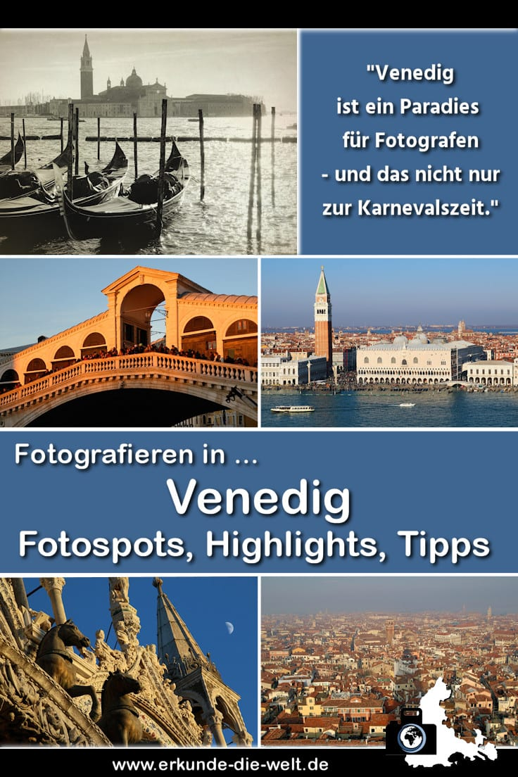 Fotografieren in Venedig – Fotospots, Highlights & Tipps