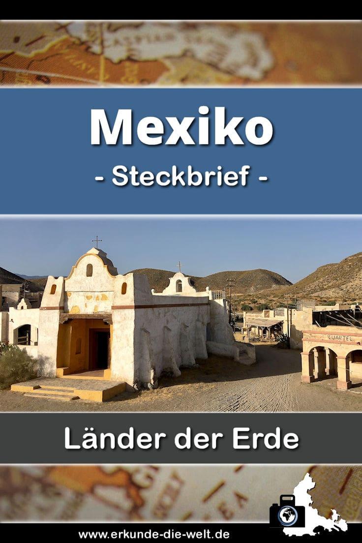 Steckbrief Mexiko