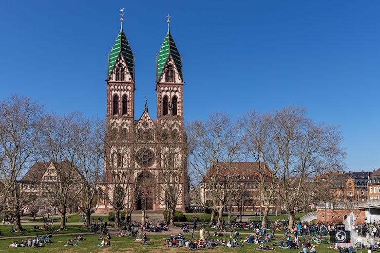 Herz-Jesu-Kirche, Freiburg, Stadtteil Stühlinger