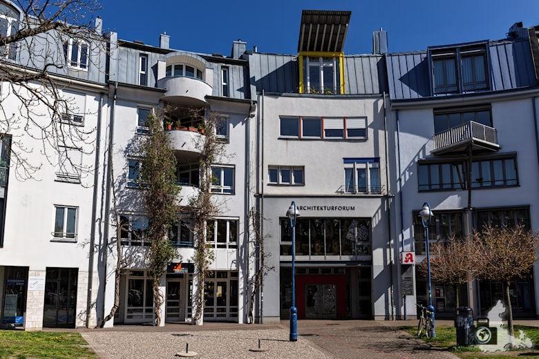 Architekturforum, Freiburg, Stadtteil Stühlinger