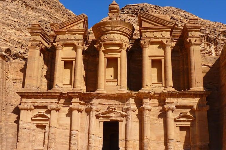 Steckbrief Jordanien