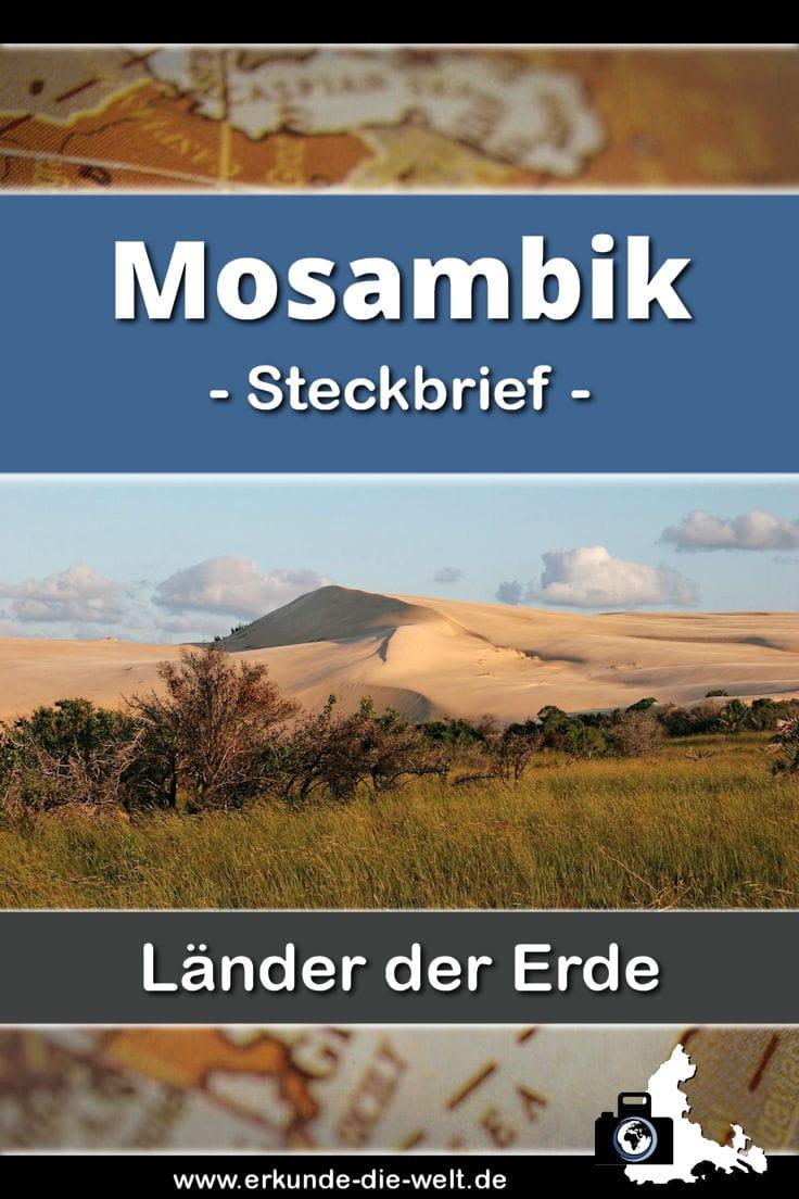Steckbrief Mosambik