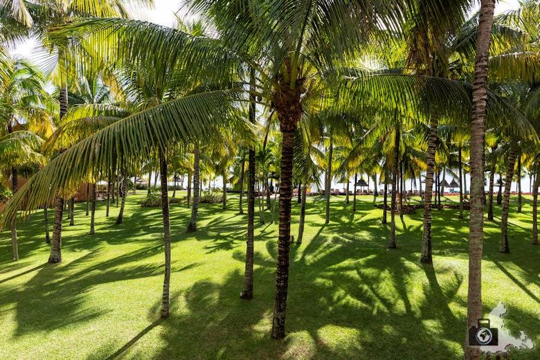 Palmengarten, Victoria Beachcomber Resort & Spa, Mauritius