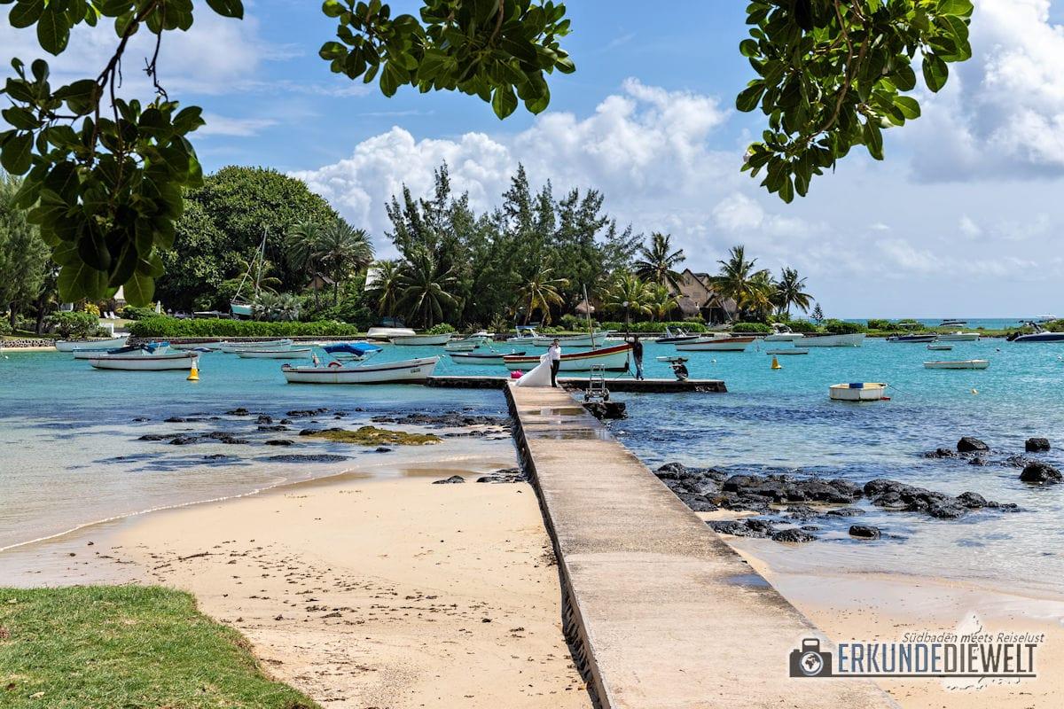 Cap Malheureux, Mauritius, Afrika