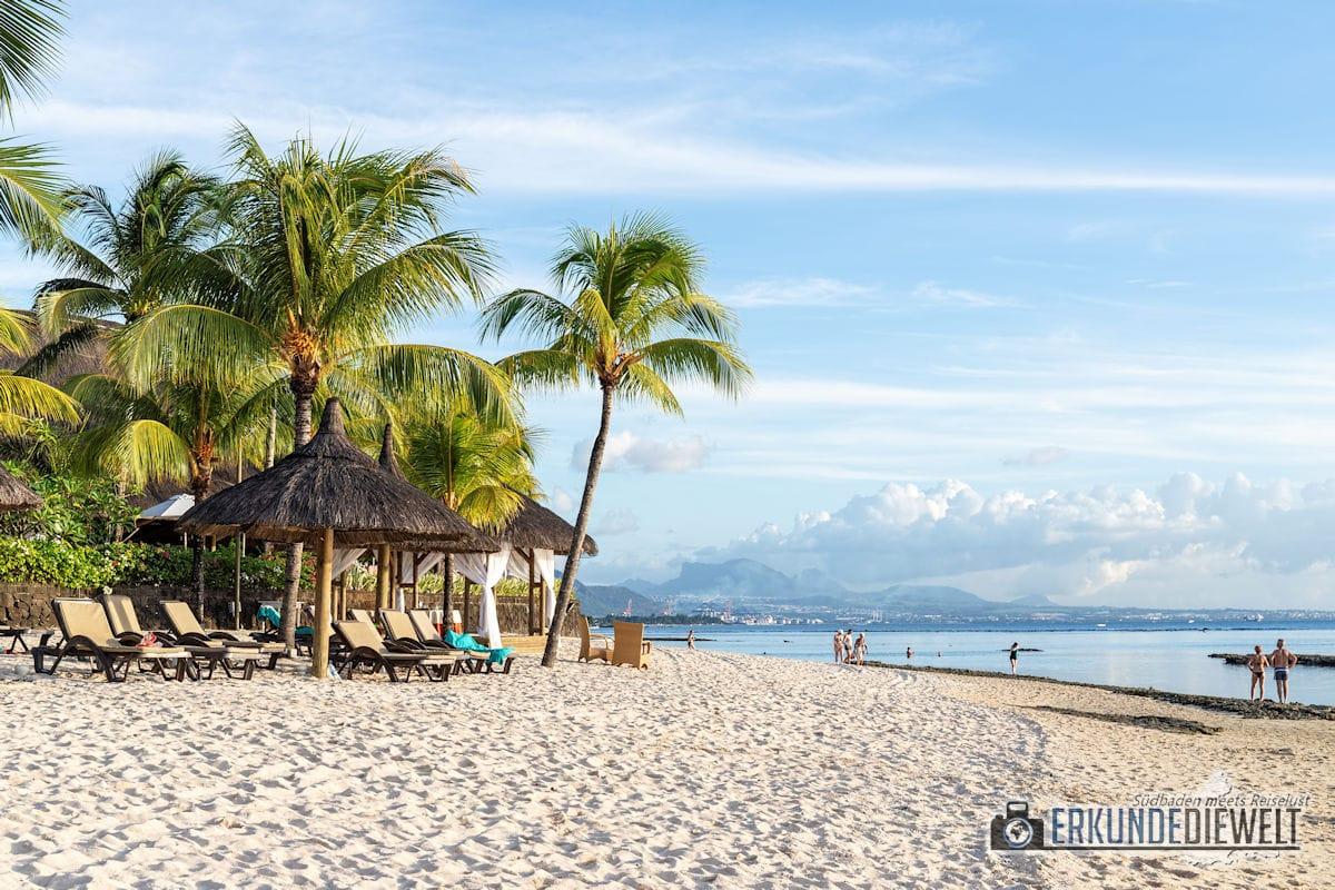 Strand, Mauritius, Afrika