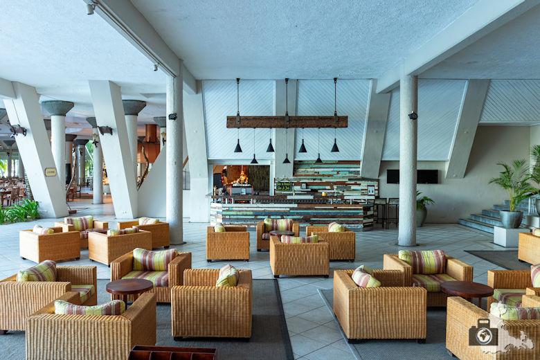 Lobby, Victoria Beachcomber Resort & Spa, Mauritius