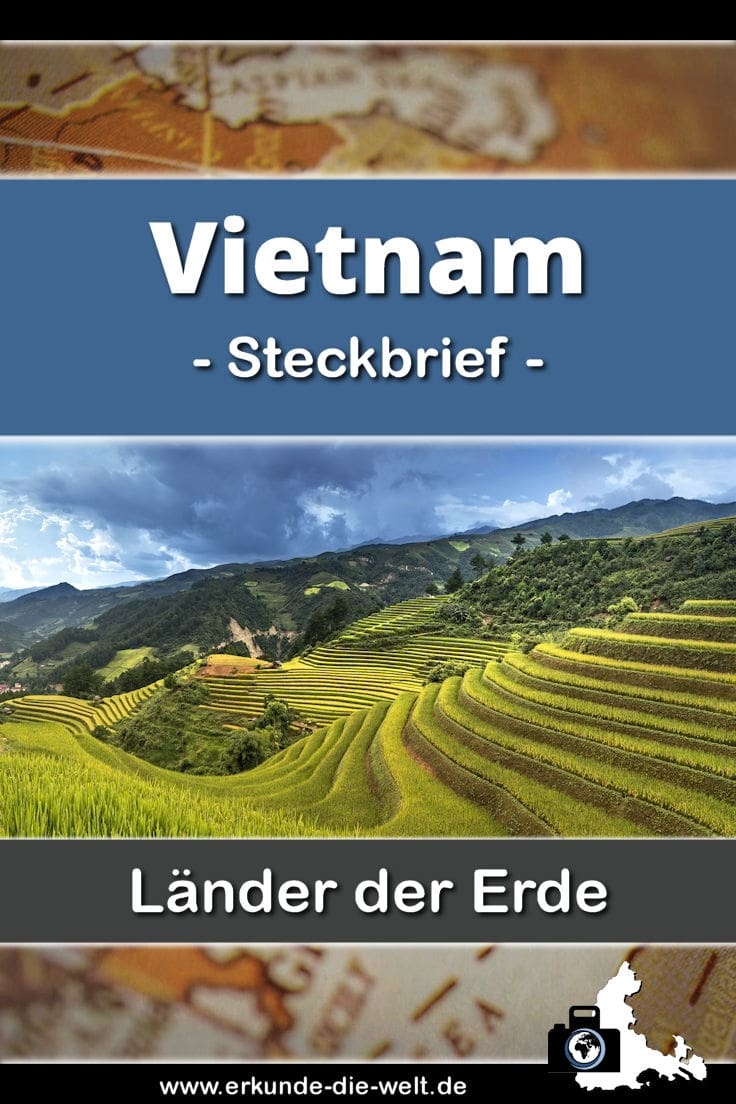 Steckbrief Vietnam