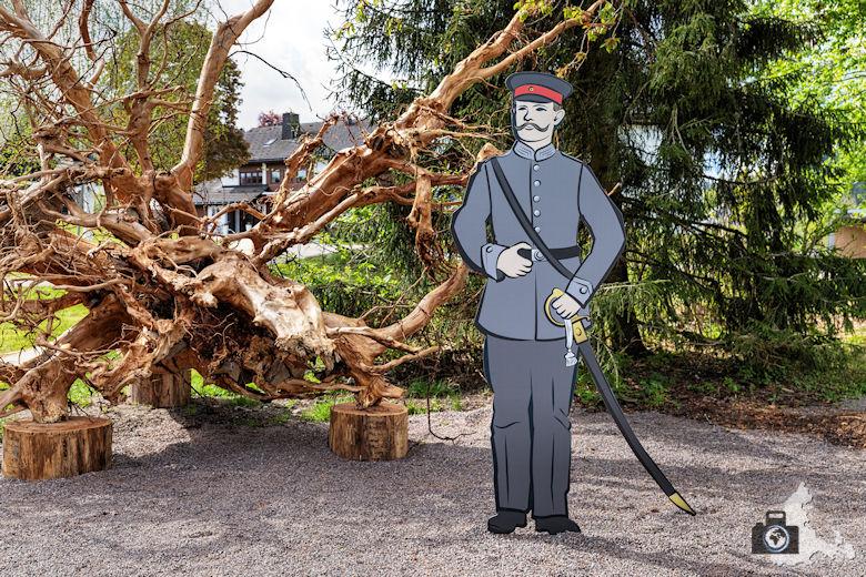 Schwarzwälder Genießerpfad - Säbelthomaweg Hinterzarten - Startpunkt