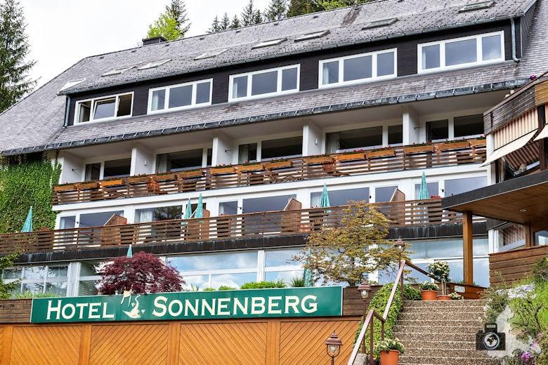 Schwarzwälder Genießerpfad - Säbelthomaweg Hinterzarten - Hotel Sonnenberg