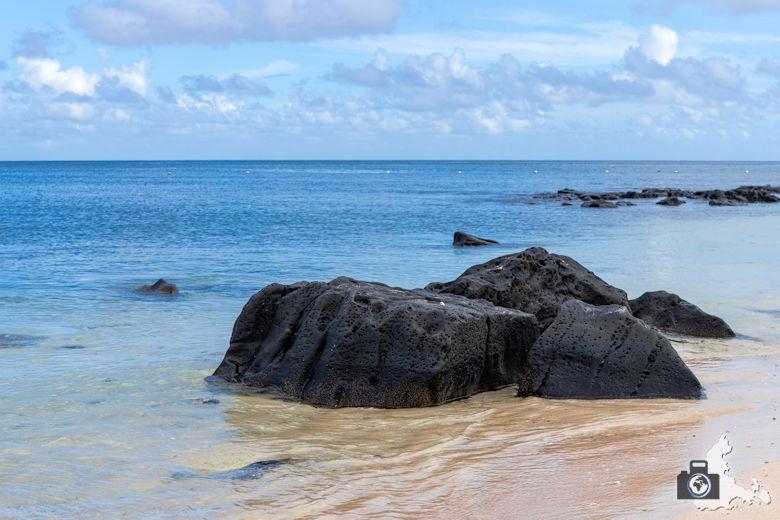 Meer vor Mauritius