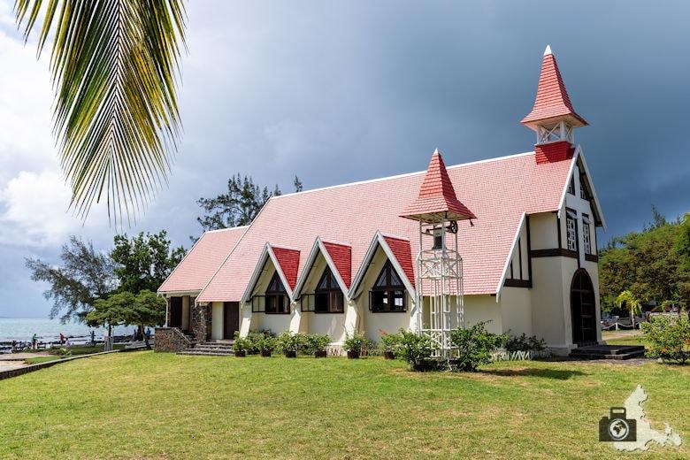 Kirche Notre-Dame Auxiliatrice, Cap Malheureux, Mauritius