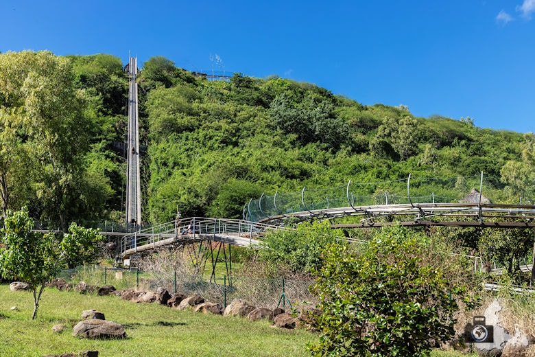 Sommerrodelbahn, Casela Nature & Leisure Park, Mauritius