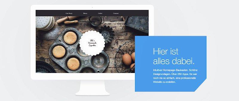 Blog erstellen mit dem Homepage-Baukasten von Wix.com