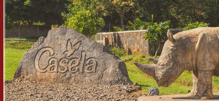 Casela Nature & Leisure Park, Mauritius