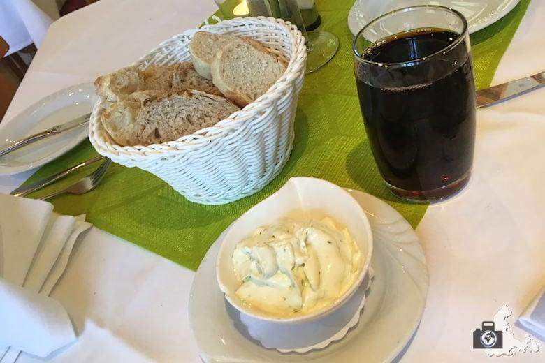Landgasthof Bären in Zarten - Brot & Butter
