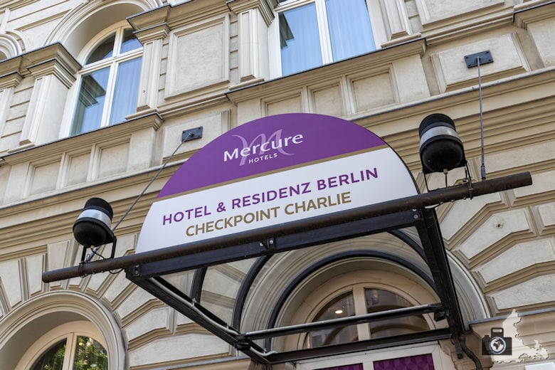 Mecure Hotel Checkpoint Charlie, Berlin