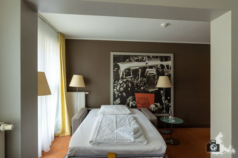Zimmer, Mecure Hotel Checkpoint Charlie, Berlin