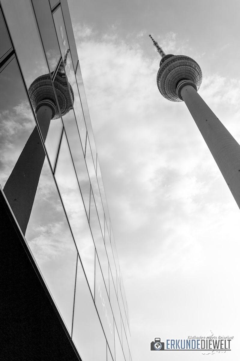 Fernsehturm, Berlin, Deutschland