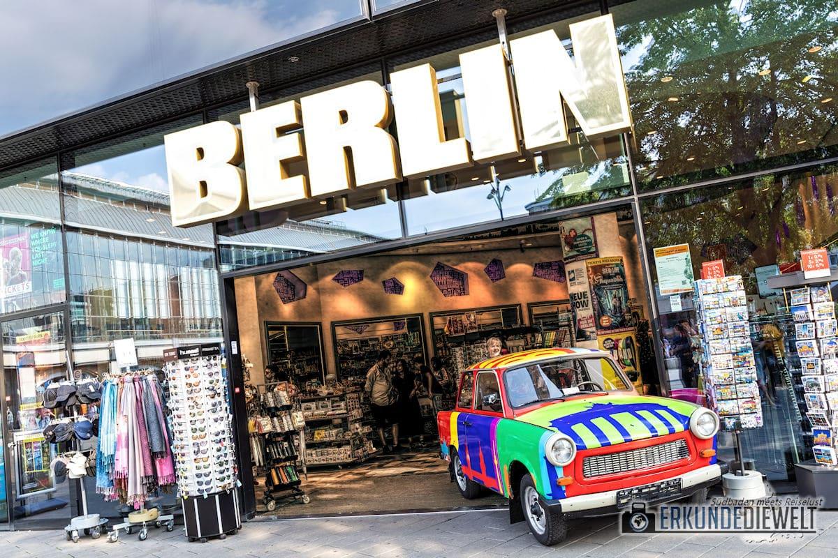 Trabbi, Berlin, Deutschland