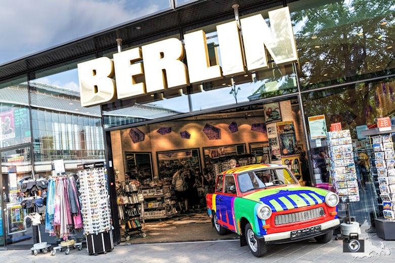 Trabbi, Berlin