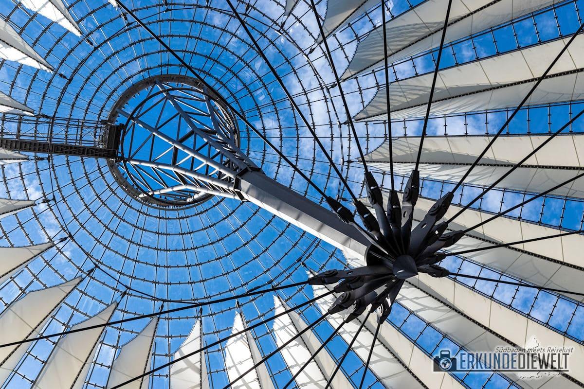 Sony Center, Berlin, Deutschland