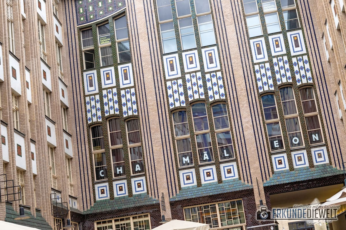 Hackesche Höfe, Berlin, Deutschland