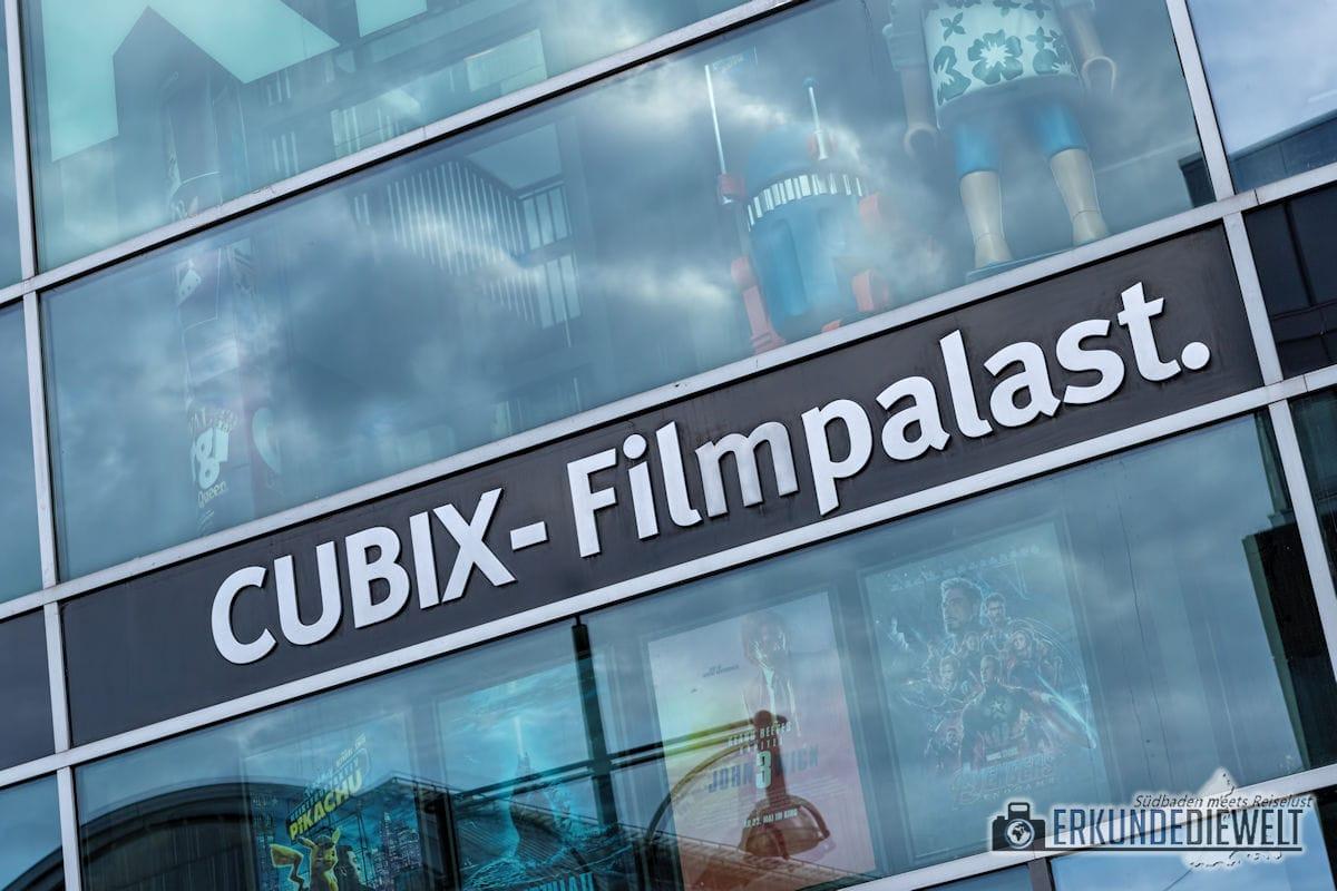 Cubix Filmpalast, Berlin, Deutschland